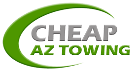 Cheap AZ Towing Logo