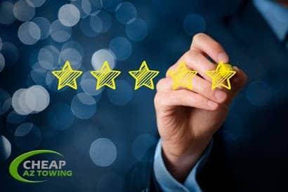Towing Gold Coast - Cheap AZ Towing - Review 5 Star
