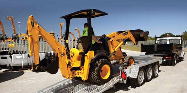 Machinery Towing - Gold Coast